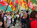 March for Welsh Independence arranged by AUOB Cymru First national march; Wales, Europe 30.jpg