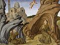 Marco Zoppo - Saint Francis Receiving the Stigmata - Walters 37544.jpg