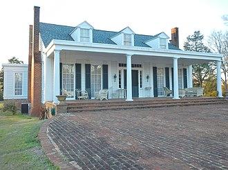 Lowndesboro, Alabama - Image: Marengo 1847 Lowndesboro Alabama Historic District