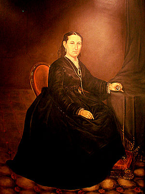 Italian immigration to Mexico - First Lady Margarita Maza, wife of Benito Juárez, was the daughter of a Genoese immigrant.