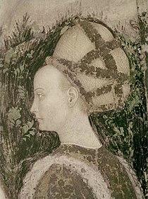 Maria Comnena Greek Princess Trebizond by Pisanello.JPG