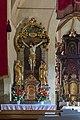 Maria Lankowitz Salla Pfarrkirche linker Seitenaltar.jpg