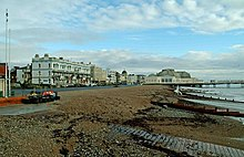 Marine Parade and beach - geograph.org.uk - 1378472.jpg