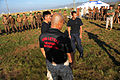 Marines train with Mongolian troops, police on control holds and non-lethal tactics 130818-M-MG222-001.jpg