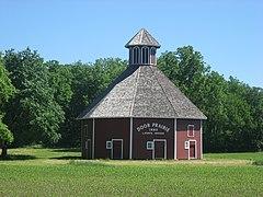Marion Ridgeway Polygonal Barn Wikipedia