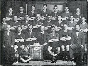 1932 New Zealand rugby league season - Marist in 1932