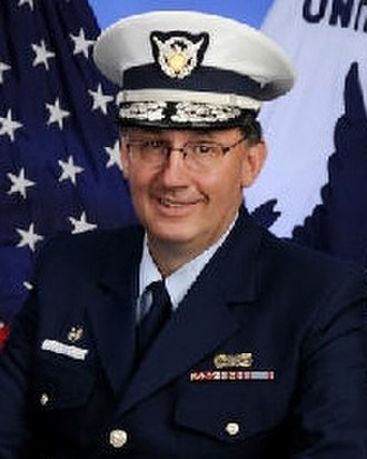 United States Coast Guard Auxiliary - Mark Simoni, Former National Commodore and Director with the Coast Guard Auxiliary Association