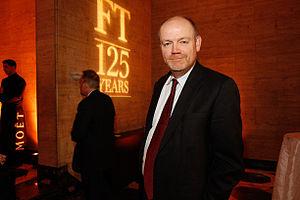 Mark Thompson (media executive) - Thompson in 2013