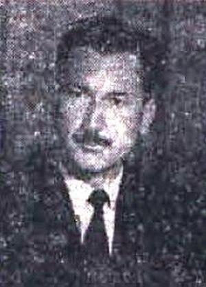 Member of the Presidency of Yugoslavia for SR Slovenia - Marko Bulc