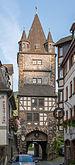 Marktturm, Bacharach, West view 20141002 1.jpg