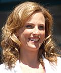 Photo of Marlee Matlin at the 2007 Texas Book Festival in Austin, Texas.