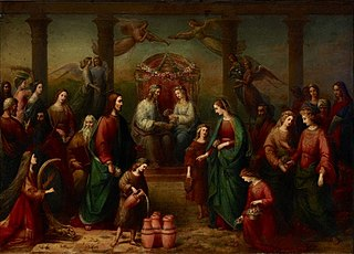 The Marriage at Cana of Galilee