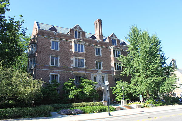 Martha Cook Building