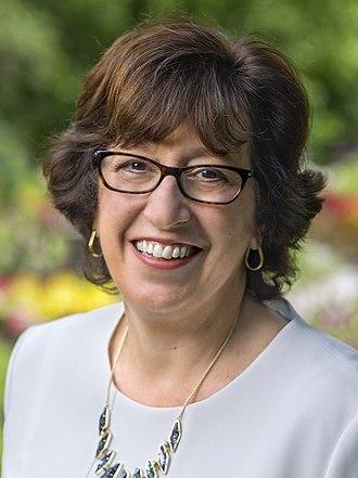 Martha E. Pollack - Cornell University President Martha E. Pollack