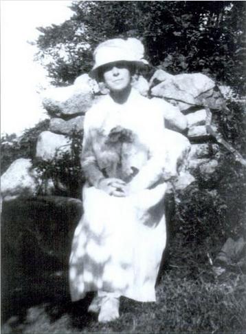 Mary Brewster Hazelton, est 1900-1910