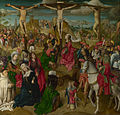 Master of Delft - The Crucifixion- Central Panel - Google Art Project.jpg
