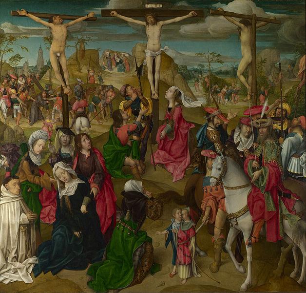 Arquivo: Master of Delft - O Painel Crucificação-Central - Google Art Project.jpg