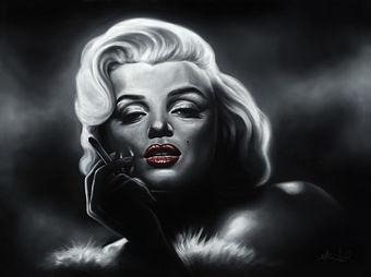 Matías Argudín -Marilyn Monroe-