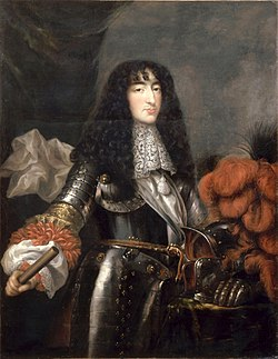 Mathieu, attributed to - Philippe of France, Duke of Orléans - Versailles, MV6039.jpg