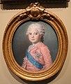 Maurice Quentin de La Tour, Portrait de Louis Stanislas Xavier de France, comte de Provence (1762).jpg
