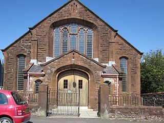 Maybole Baptist Church Church in Ayrshire, Scotland