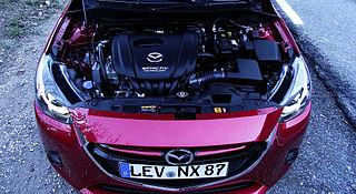 Naturally aspirated engine