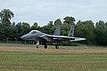 McDonnell Douglas F-15 Eagle RIAT 2010 taking off.jpg