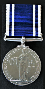 Police Long Service and Good Conduct Medal - Wikipedia