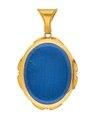 Medaljong, 1800-tal - Hallwylska museet - 109725.tif