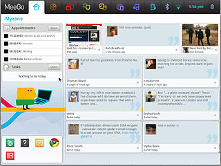 MeeGo Linux-based free mobile operating system project