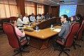 Meeting With GSM Project Members And NCSM Dignitaries - NCSM - Kolkata 2018-02-22 8065.JPG