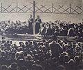 Meeting en el Jardín Florida 1889.JPG