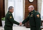 Meeting of Ministers of Defense of Russia and South Ossetia (2017-03-31) 01.jpg