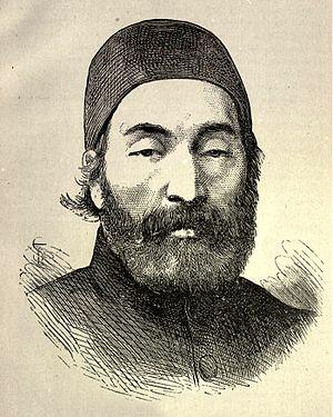 Saffet Pasha - Mehmed Esad Saffet Pasha