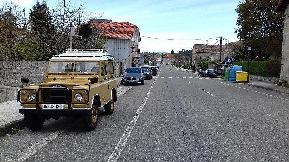 Melón N-120 Land Rover