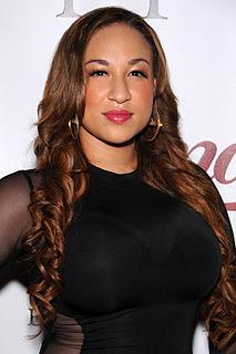 Melanie Amaro singer from the United States and British Virgin Islands