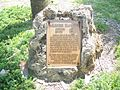 Melbourne Beach FL old pier plaque01.jpg