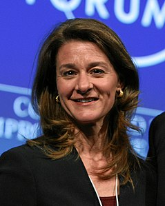 Melinda Gates - World Economic Forum Annual Meeting 2011.jpg