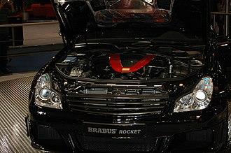 Brabus - Mercedes-Benz CLS-Class Brabus