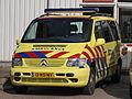 Mercedes Ambulance Kennemerland Coordinatie licence no. 13-HS-NV. 13-HS-NV.JPG