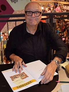 Merho Belgian comics artist