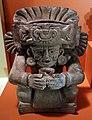 Messico, zapotec, urna ceramica, dallo stato di oxaca, 200-800 dc ca. 07.jpg