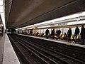 Metro Paris - Ligne 9 - station Franklin D. Roosevelt 05.jpg