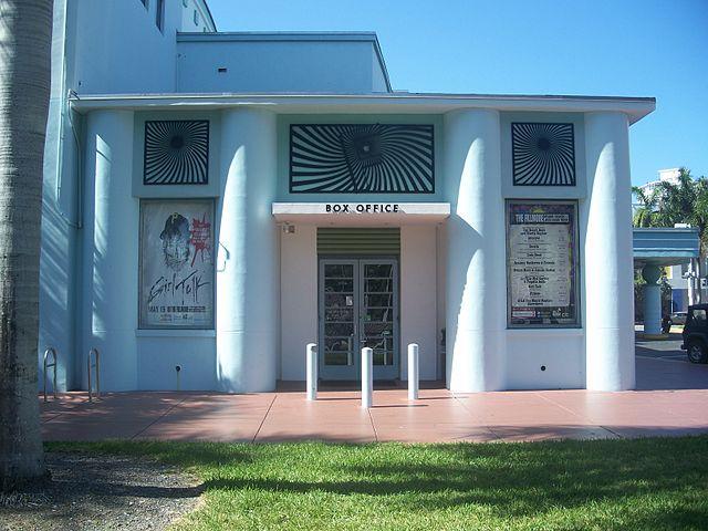 Fillmore Miami Beach Mezzanine