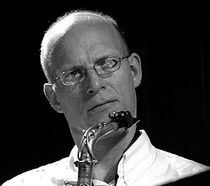 Michael Moore (saxophonist and clarinetist) - Image: Michael Moore (jazz)