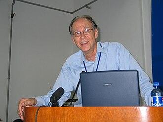 Michael Waterman - Michael Waterman in 2004