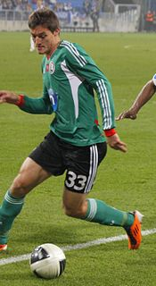 Michał Żyro Polish footballer