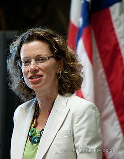 Michelle Nunn American nonprofit executive