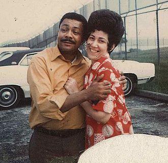 Mickey Fields - Mickey Fields and his wife Constance Fields