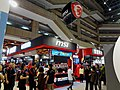 Micro-Star International booth, Taipei IT Month 20161210.jpg